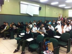 Escola em Criciúma